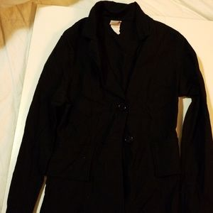 Have womens black blazer small